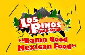 LOS PINOS STREETSIDE SIGN -LISA-